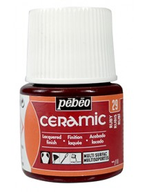 CERAMIC FR 45ML RUBY