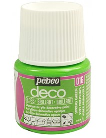PBO-DECO GLOSS 45ML SPRING GREEN