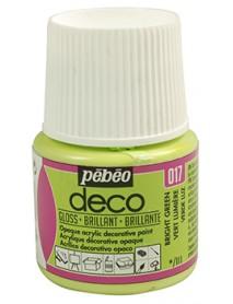 PBO-DECO GLOSS 45ML BRIGHT GREEN