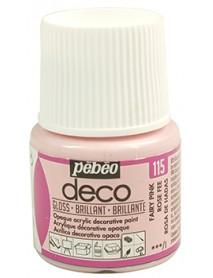 PBO-DECO GLOSS 45ML ROSE FEE