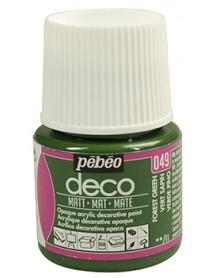 PBO-DECO MAT 45ML FOREST GREEN