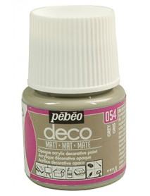 PBO-DECO MAT 45ML GREY