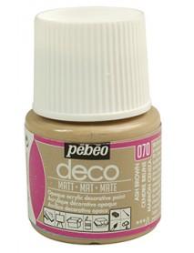 PBO-DECO MAT 45ML ASH BROWN