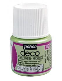 PBO-DECO ΠΕΡΛΕ LIGHT GREEN  45ML
