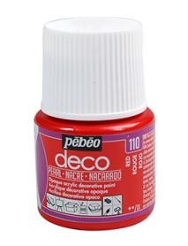 PBO-DECO ΠΕΡΛΕ RED 45ml
