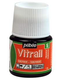 VITRAIL SOLV. 45ML ORANGE