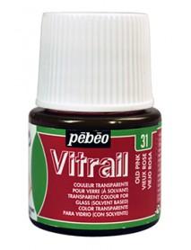 VITRAIL SOLV. 45ML ANTIQUE PINK