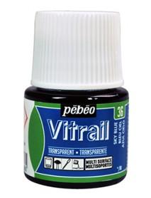 VITRAIL SOLV. 45ML BLUE CIEL