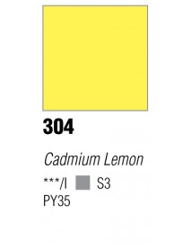 ACRYLIC 37ML EXTRA FINE CADMIUM LEMON