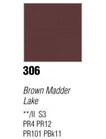 GOUACHE T7 20ML BROWN MADDER LAQU