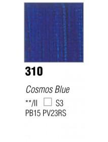 ACRYLIC 37ML EXTRA FINE COSMOS BLUE