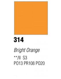 GOUACHE T7 20ML BRIGHT ORANGE