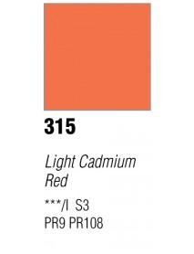 GOUACHE T7 20ML LIGHT CADM RED