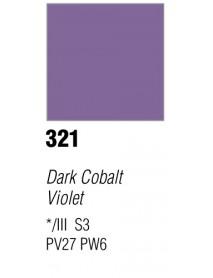 GOUACHE T7 20ML DARK COBALT VIOL