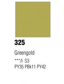 GOUACHE T7 20ML GREENGOLD