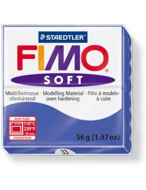 ΠΛΑΚΙΔΙΟ FIMO SOFT 56GR BRILLIANT BLUE