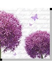 ΧΑΡΤΟΠΕΤΣΕΤΑ 33χ33 Allium