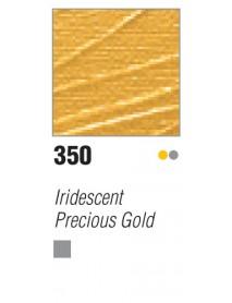 ACRYLIC STUDIO 250ML IRID. PRECIOUS GOLD