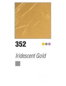 ACRYLIC STUDIO 250ML IRID. GOLD