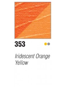 ACRYLIC STUDIO 500ML IRID. ORANGE-YELLOW