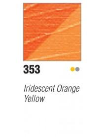 ACRYLIC STUDIO 500ML IRID. ORANGE-YELLOW