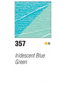 ACRYLIC STUDIO 250ML IRID.BLUE-GREEN