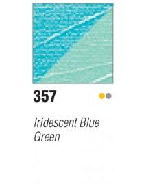 ACRYLIC STUDIO 500ML IRID BLUE-GREEN