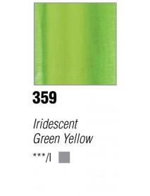 XL FINE OIL 37ML GREEN YELLOW IRID