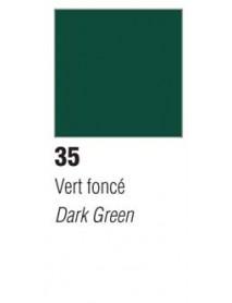 VITRAIL SOLV. 45ML VERT FONCE