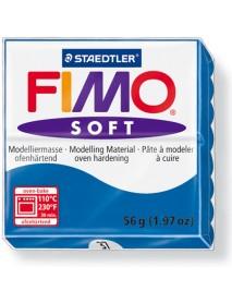 ΠΛΑΚΙΔΙΟ FIMO SOFT 56GR PACIFIC BLUE