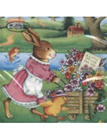 ΧΑΡΤΟΠΕΤΣΕΤΑ 33χ33 A little Spring for you