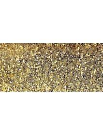 GLITTER/GLASS ALUMINIUM 10ML GOLD