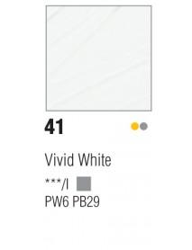 ACRYLIC STUDIO 250ML VIVID WHITE