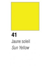 VITRAIL SOLV. 45ML OPAQUE SUN YELLOW
