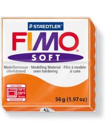 ΠΛΑΚΙΔΙΟ FIMO SOFT 56GR TANGERINE