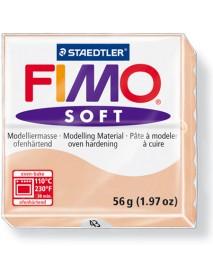 ΠΛΑΚΙΔΙΟ FIMO SOFT 56GR FLESH