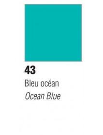 VITRAIL SOLV. 45ML OPAQUE OCEAN BLUE