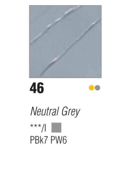 ACRYLIC STUDIO 250ML NEUTRAL GREY