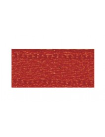 Satin ribbon with selvage red 10MM 1M