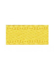 Satin ribbon with selvage, maize, 10MM 1M