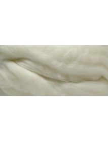 MERION ROVING TUFT, SUPER SMOOTH 50G WHITE