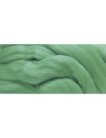 MERION ROVING TUFT, SUPER SMOOTH 50G TURQUOISE