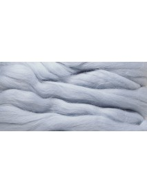 MERION ROVING TUFT, SUPER SMOOTH 50G LIGHT BLUE