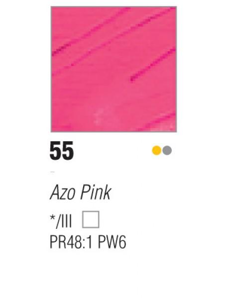 ACRYLIC STUDIO 250ML AZO PINK
