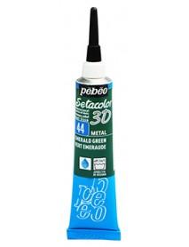 SETACOLOR 3D 20ML EMERALD GREEN