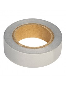WASHI TAPE 15MM 15M SILVER