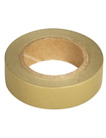 WASHI TAPE 15MM 15M GOLD