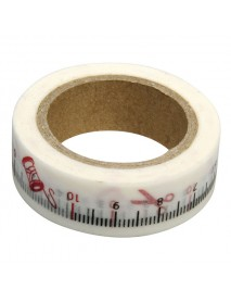 WASHI TAPE 15MM 15M MEASURE