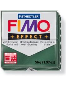 ΠΛΑΚΙΔΙΟ FIMO EFFECT 56GR OPAL GREEN