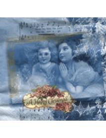 ΧΑΡΤΟΠΕΤΣΕΤΕΣ 33Χ33 ANGELS ANNO 1920